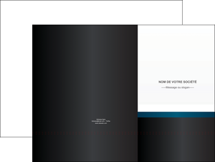 imprimer pochette a rabat texture structure design MID44296