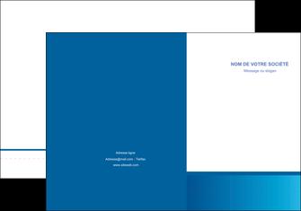 faire pochette a rabat texture structure design MIF44526