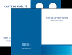 personnaliser modele de carte de visite texture structure design MIF44532