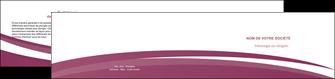 creer modele en ligne depliant 2 volets  4 pages  texture structure design MLGI44628