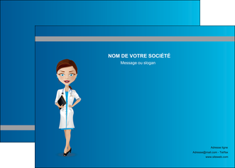 creation graphique en ligne affiche infirmier infirmiere medecin docteur infirmier MLGI44820