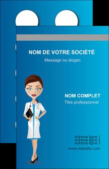faire carte de visite infirmier infirmiere medecin docteur infirmier MIS44830