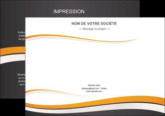 Impression imprimer prospectus pas cher  papier à prix discount et format Flyer A4 - Paysage (29,7x21cm)