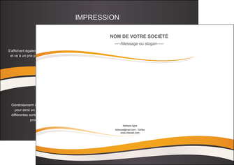 realiser affiche standard design abstrait MLGI45132