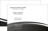 cree carte de visite standard design abstrait MLGI45140