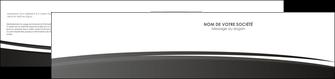 imprimer depliant 2 volets  4 pages  standard design abstrait MLGI45172