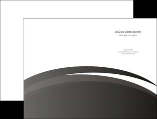 modele en ligne pochette a rabat standard design abstrait MLGI45176