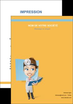 creer modele en ligne affiche materiel de sante medecin medecine sante MIS45292