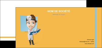 creer modele en ligne flyers materiel de sante medecin medecine sante MIS45298