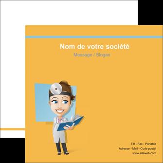 imprimer flyers materiel de sante medecin medecine sante MIS45302