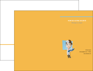 creer modele en ligne pochette a rabat materiel de sante medecin medecine sante MIS45322