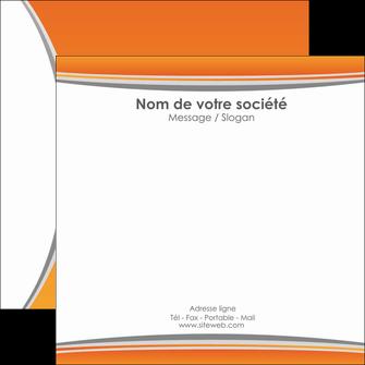 imprimer flyers standard design abstrait MLGI45584