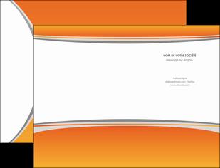 modele pochette a rabat standard design abstrait MLGI45590