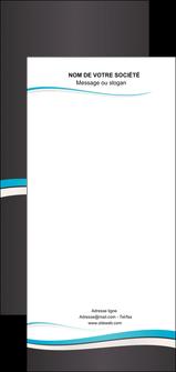 faire flyers standard design abstrait MIF45696