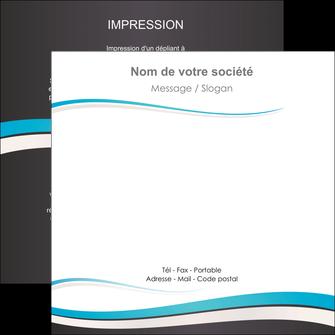 modele flyers standard design abstrait MIF45702