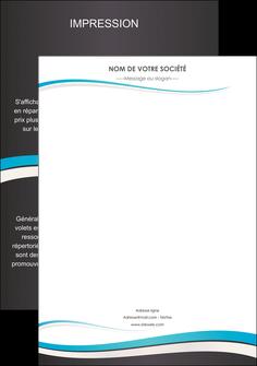 imprimerie affiche standard design abstrait MIF45708