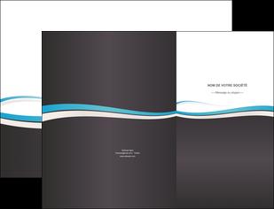 cree pochette a rabat standard design abstrait MIF45720