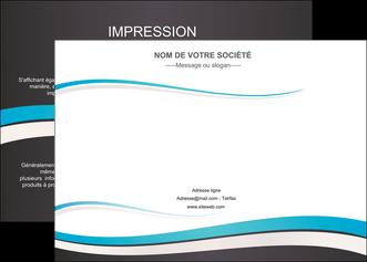 exemple affiche standard design abstrait MIF45730