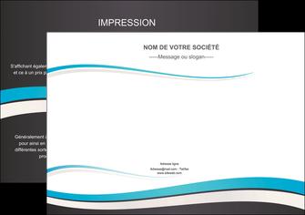 realiser affiche standard design abstrait MIF45734