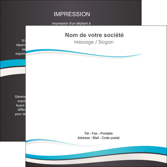 exemple flyers standard design abstrait MID45736