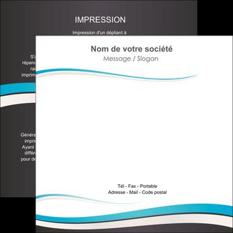 exemple flyers standard design abstrait MIF45736