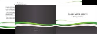 faire modele a imprimer depliant 2 volets  4 pages  standard design abstrait MLGI45772