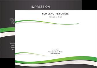 imprimerie flyers standard design abstrait MLGI45774