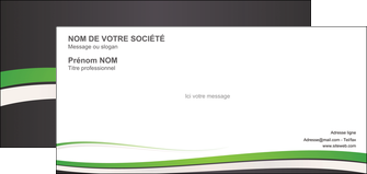 modele en ligne carte de correspondance standard design abstrait MLGI45776