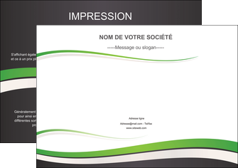 personnaliser modele de affiche standard design abstrait MLGI45780