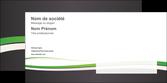 realiser enveloppe standard design abstrait MLGI45782