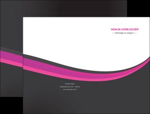 modele en ligne pochette a rabat standard texture structure MIF45896