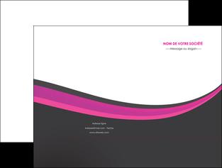 modele en ligne pochette a rabat standard texture structure MIF45898