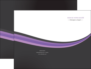 cree pochette a rabat standard texture abstrait MLIG46018