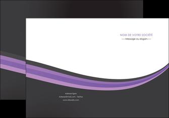 personnaliser modele de pochette a rabat standard texture abstrait MLIG46036