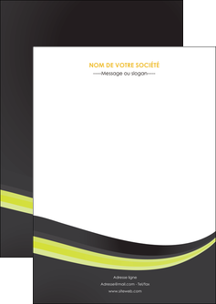 modele flyers standard texture abstrait MIF46050