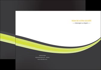 personnaliser maquette pochette a rabat standard texture abstrait MIF46082