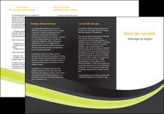 modele en ligne depliant 3 volets  6 pages  standard texture abstrait MIF46084