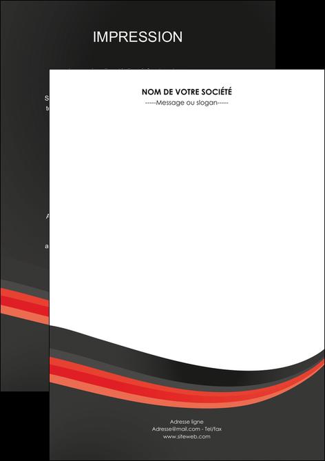 personnaliser modele de flyers standard texture abstrait MLGI46168