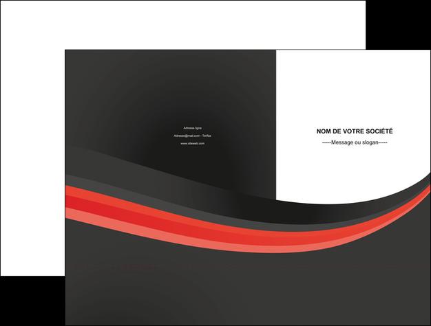 impression pochette a rabat standard texture abstrait MLGI46194