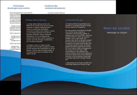 personnaliser maquette depliant 3 volets  6 pages  texture contexture structure MLGI46416
