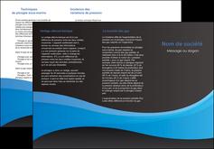 personnaliser maquette depliant 3 volets  6 pages  texture contexture structure MLIG46416