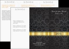 personnaliser modele de depliant 3 volets  6 pages  standard texture abstrait MLGI46462