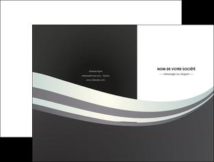 impression pochette a rabat standard texture abstrait MIF46494