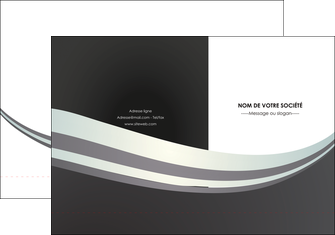 impression pochette a rabat standard texture abstrait MIF46510