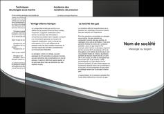 Commander Réaliser une plaquette  papier publicitaire et imprimerie Dépliant 6 pages pli accordéon DL - Portrait (10x21cm lorsque fermé)