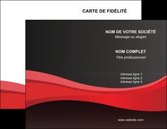 personnaliser maquette carte de visite standard texture contexture MLGI46532