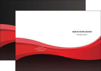 imprimerie pochette a rabat standard texture contexture MLIG46538