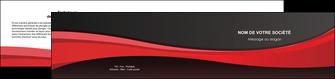 personnaliser modele de depliant 2 volets  4 pages  standard texture contexture MIF46540