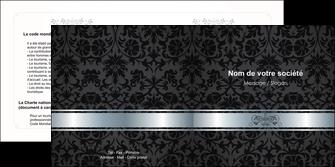 personnaliser modele de depliant 2 volets  4 pages  standard texture abstrait MIF46668