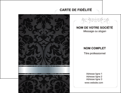personnaliser modele de carte de visite standard texture abstrait MIF46670